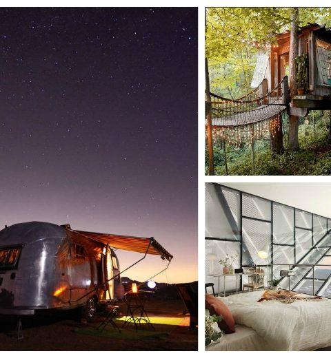 De spectaculairste airbnb's