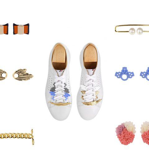 5 manieren om je schoenen te versieren