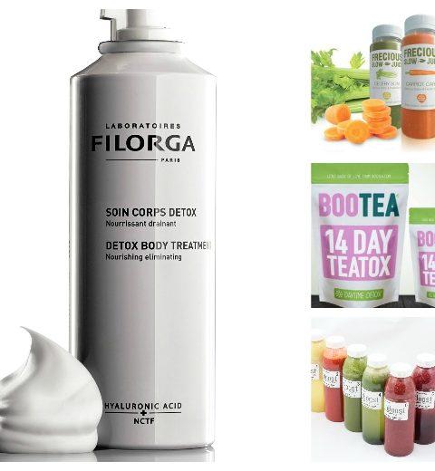 Doe de detox: ontgiften op 3 manieren