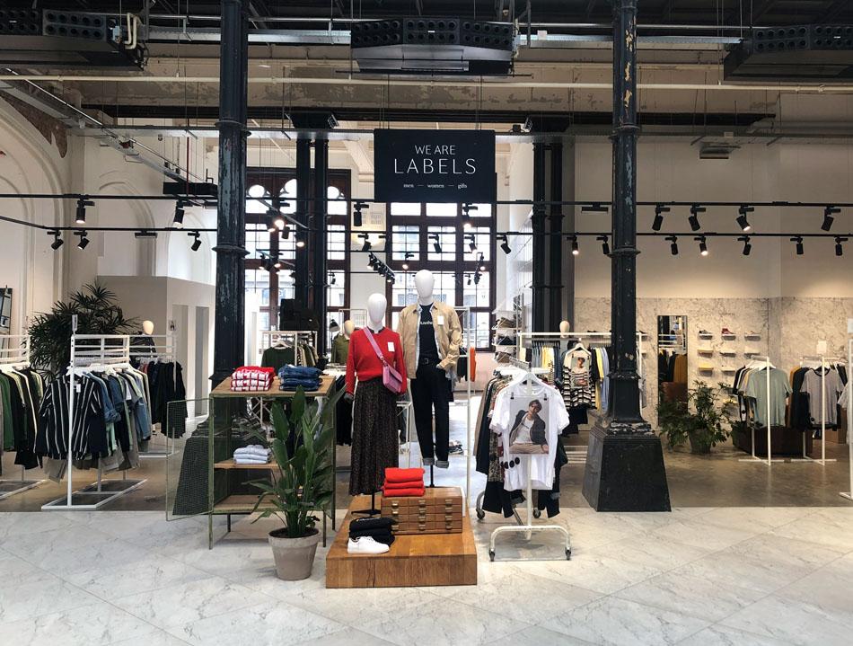 Hotspot: We Are Labels, de nieuwe multibrandstore in Gent - 1
