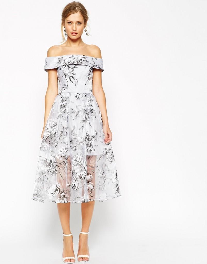 Midi Dress in Floral €116