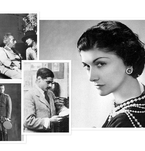 De mannen van Coco Chanel