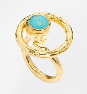 Ottoman Hands Orbit Ring via asos.com – 49,31
