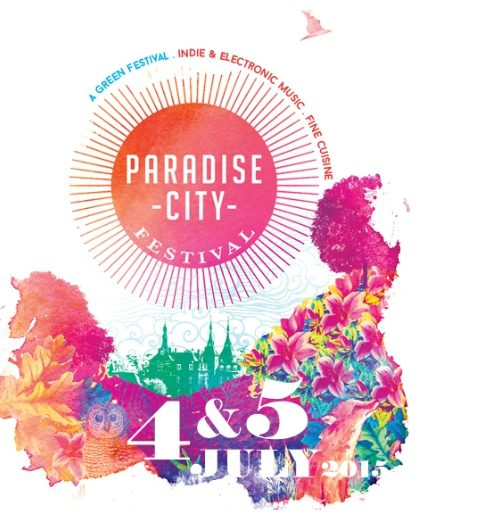 Weekend tip: Paradise city festival Brussel