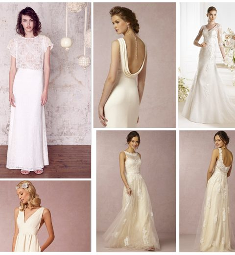 Shopping: 10 bruidsjurken onder €1000