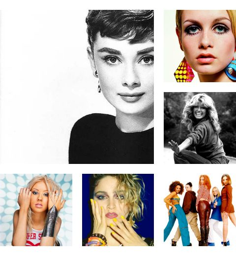 6 beautyiconen door de jaren heen