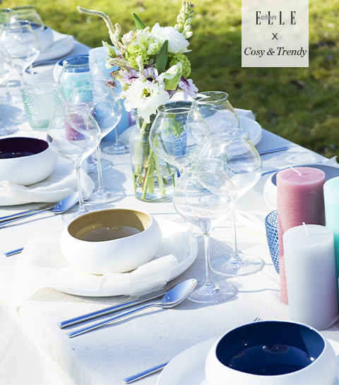 Win een set servies van Cosy & Trendy ter waarde van €250