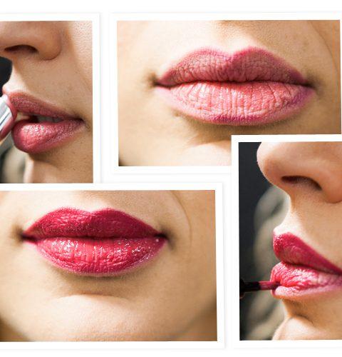 How to: zo blijft je lipgloss langer zitten
