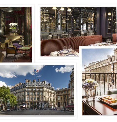 Hotspot Parijs: Hotel Du Louvre