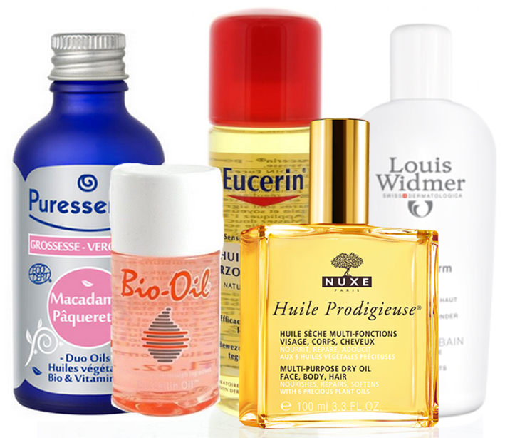 producten tegen huidstriemen