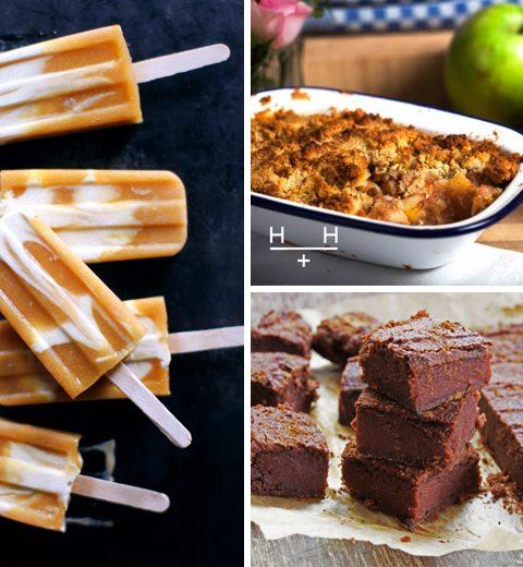 Zondig gezond: 4x verrukkelijke suikervrije desserts