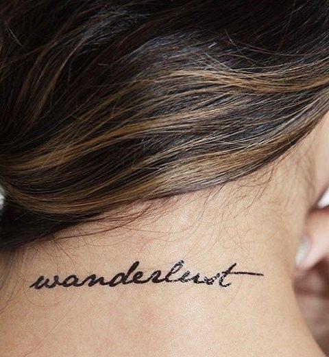 Wanderlust. 20 x pinspirerende tattoos