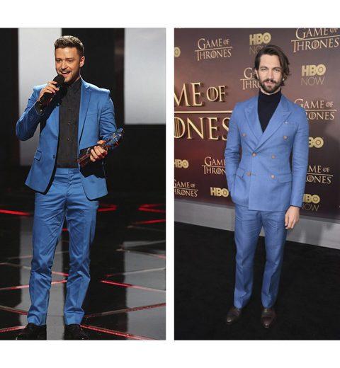 TREND: het blauwe pak