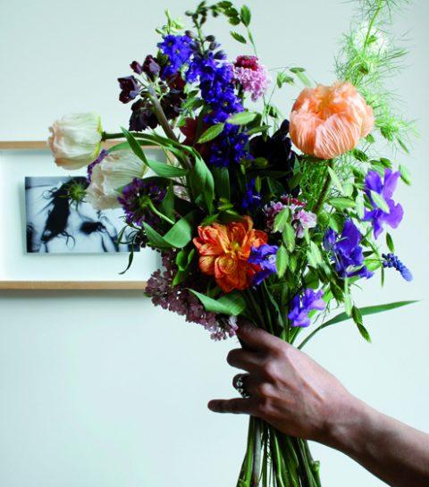 12 is het kleinste bloemenwinkeltje van Brussel