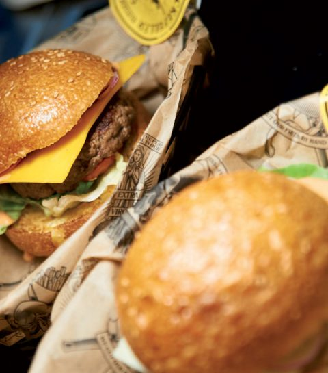 BRUSSEL – MANHATTN'S BURGER