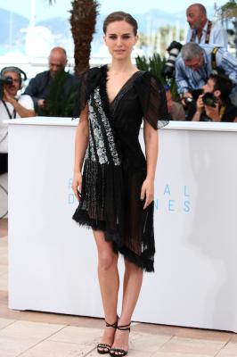 Natalie Portman Cannes 1