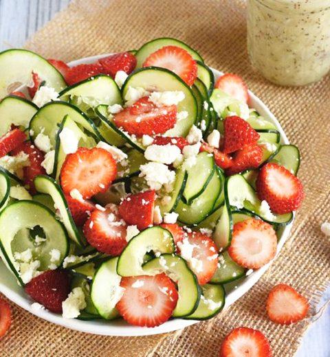 Smul van de lente: zes gezonde seizoensgroenten en -fruit