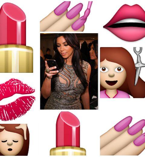 Emoji's voor beautylovers