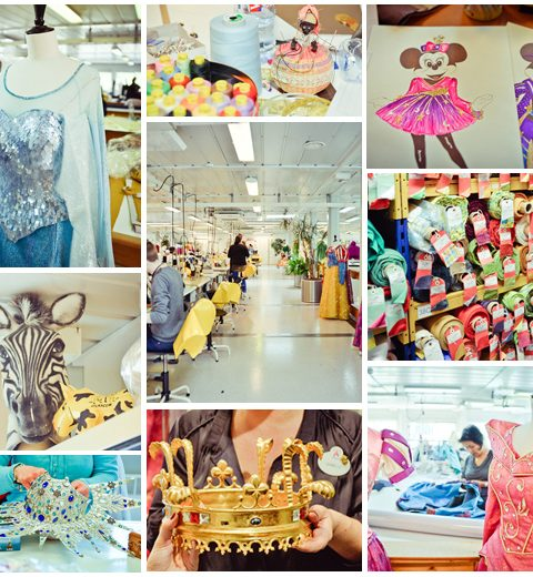 ELLE backstage: een tour in de Disney fabriek