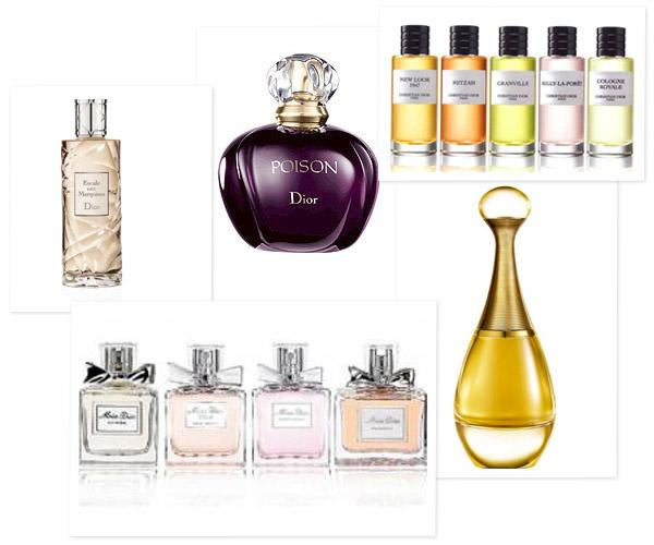 het grote parfum ABC