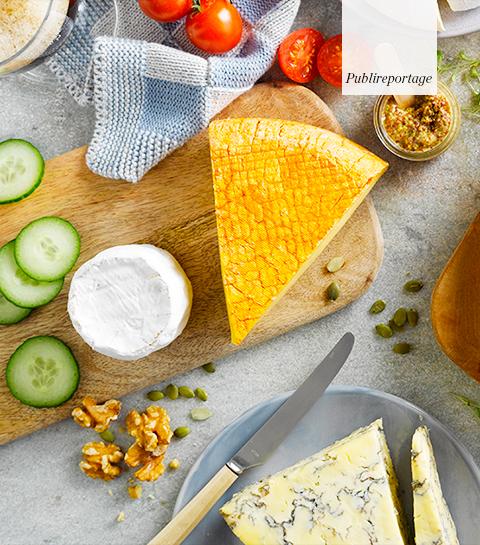 Food addict: Een tafel met karakters