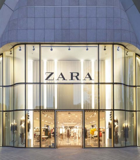 Zara opent grootse flagship store in België