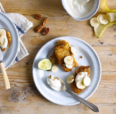 Bananenkoekjes