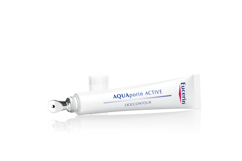 Aquaporin Active van Eucerin, 18,90 euro