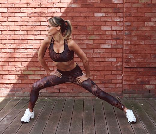ELLE Workout 4 varianten op de klassieke squat