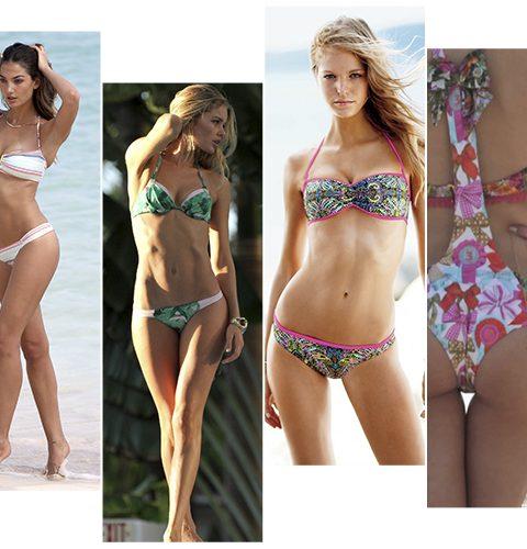 De meest flatterende poses in bikini