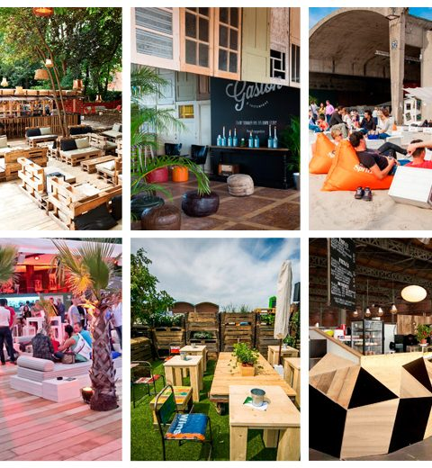 Top 10 zomerse pop-up bars