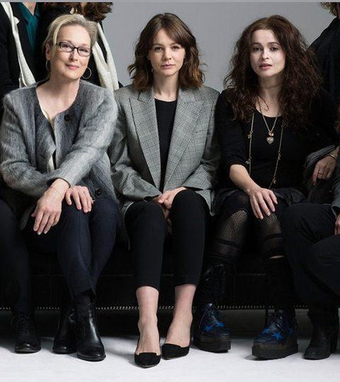 Watch. Deze actrices strijden voor vrouwenstemrecht