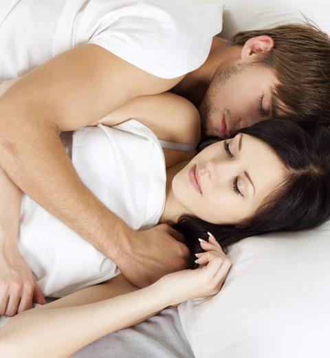 Dit is waar 50% van de vrouwen over fantaseren tijdens seks