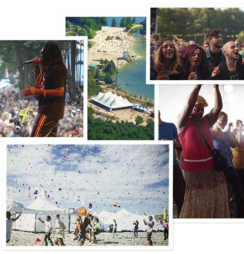 Top 10 kleinere festivals