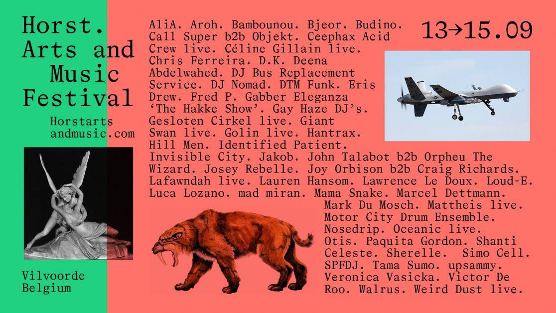 festival, belgie, horst, arts and music, september