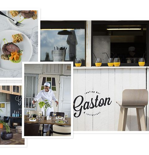 Hotspot Gent: rooftop restaurant Gaston is terug