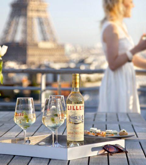 Ontdek het nieuwe zomerse aperitief