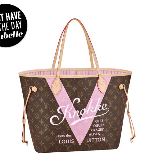 Musthave of the day: Neverfull V Knokke