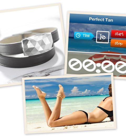 Tan-plan: 3 apps om veilig te zonnen