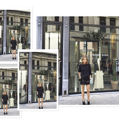 Anine Bing opent winkel in Antwerpen