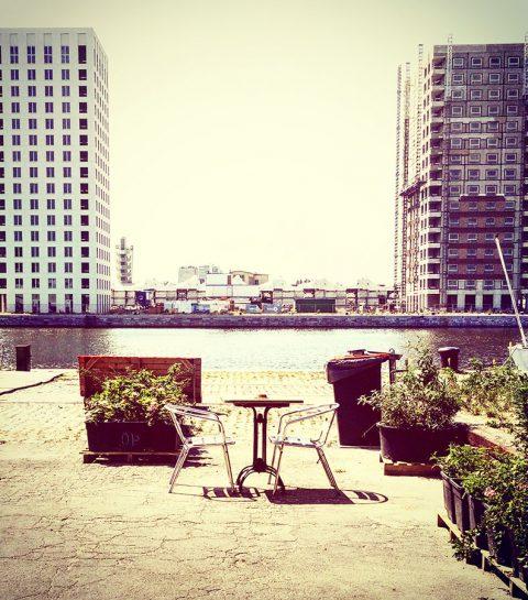 Nieuw in Antwerpen: Bar Paniek