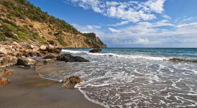 cala boix Ibiza hotspots verborgen baaien