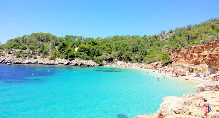 calasalda Ibiza hotspots verborgen baaien