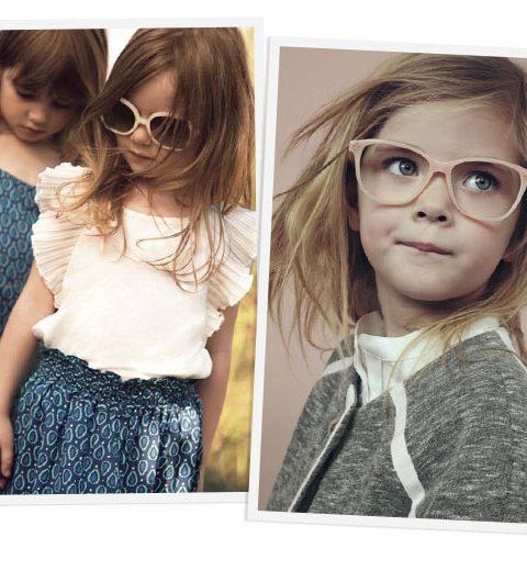 Chloé lanceert brillencollectie voor kinderen