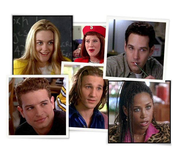collage clueless