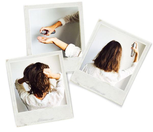 collage haartutorial