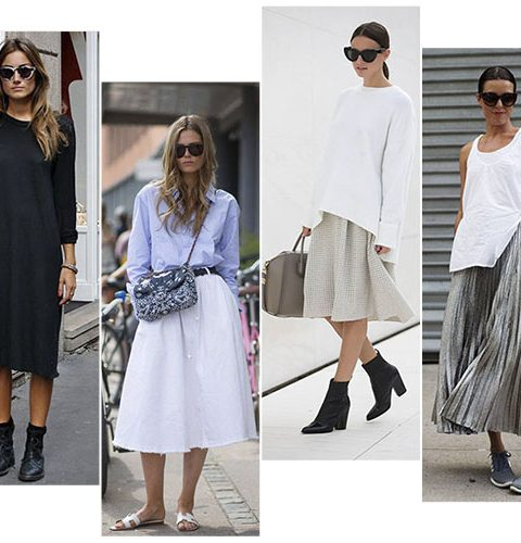 How to wear: 25x de midirok