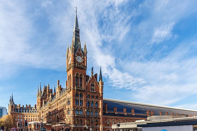 Vijf goede redenen om deze zomer naar Londen te trekken - 1