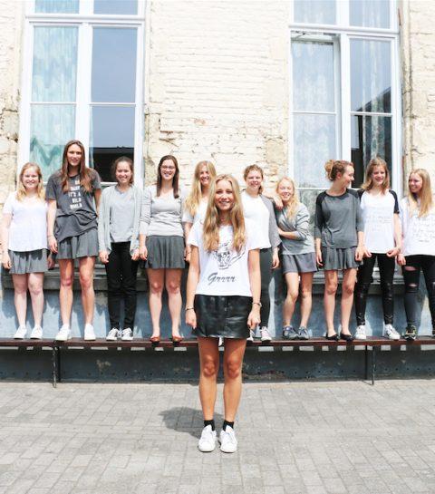 Uniformen Streetstyle: de looks van Nieuwen Bosch
