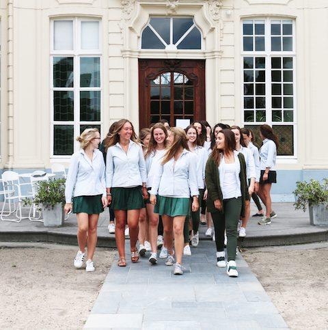 Uniformen streetstyle: de looks van Sint-Bavo